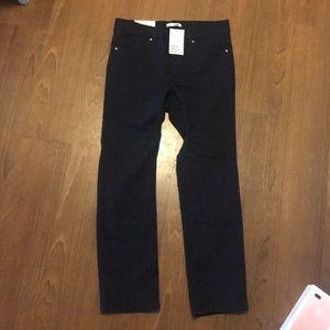 H&M navy pants